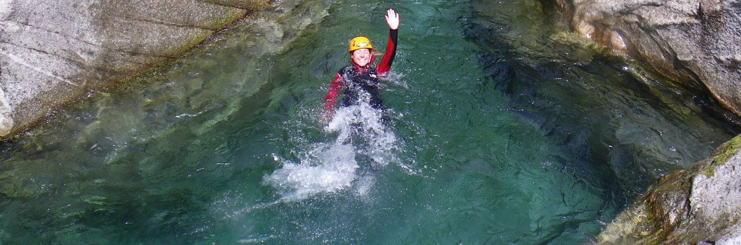 Canyoning Zillertal